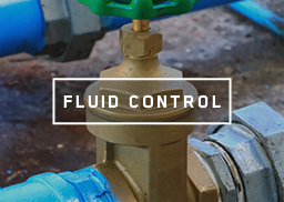 Serving the Fluid Control/Pressure Regulation Industry